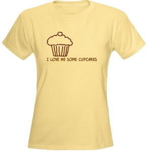 Cupcake lovers have to get this Cupcakes t-shirt