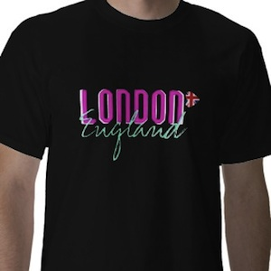 Show you love for London and you'l be cool with the olympics coming