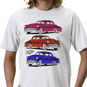 De Soto Vintage car t-shirt
