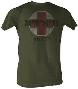 M*A*S*H 4077th t-shirt