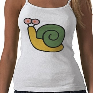 Silly Snail all kind of t-shirts for any one in your life