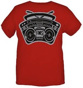 FMS the noise t-shirt