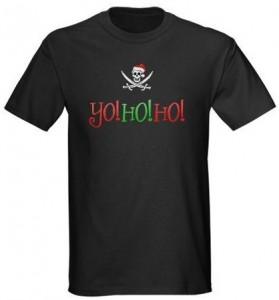 Yo Ho Ho! X-Mas T-Shirt