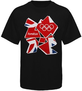 London Summer Games 2012 Olympics t-shirt