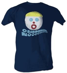 Saturday Night Live Mr. Bill Oh Noo T-Shirt.