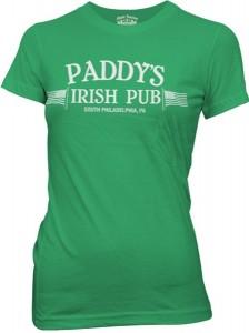 It's Always Sunny In Philadelphia Paddys Irish Pub T-Shirt.