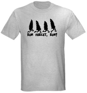 Run Forest, Run! T-Shirt