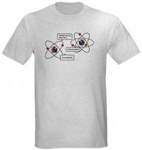 Atom Joke T-Shirt.
