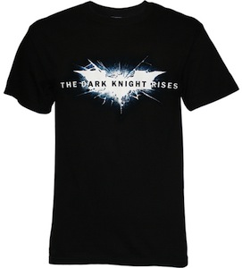 Batman The Dark Knight Rises Logo T-Shirt
