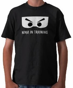 Ninja In Training T-Shirt