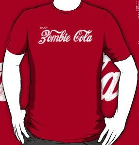 Zombie Cola T-Shirt