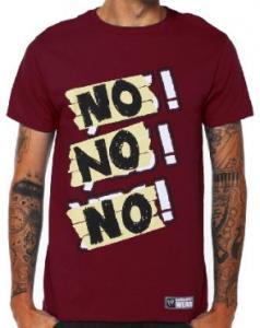 WWE Daniel Bryan No No No T-Shirt