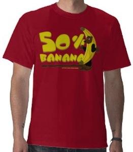 50 Banana T-Shirt
