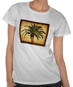 Tropical Palm Tree T-Shirt