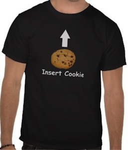 Insert Cookie T-Shirt