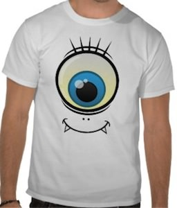 The Big Eye Monster