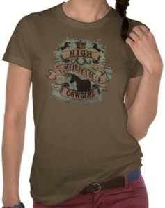 High Maintenance Cowgirl T-Shirt
