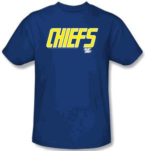 Slap Shot Chiefs T-Shirt