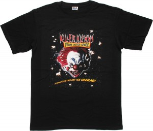 Killer Klowns From Outter Space T-Shirt