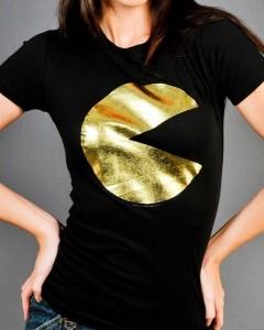 Pacman Foil T-Shirt