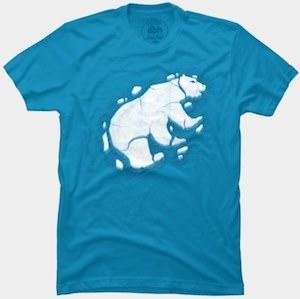 Icy Polar Bear T-Shirt