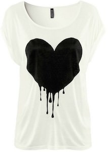 Dripping Heart T-Shirt