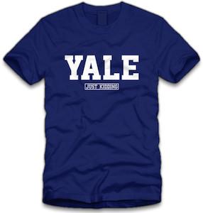 Yale Just Kidding T-Shirt