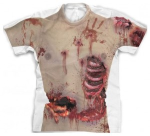 Zombie Torso T-Shirt
