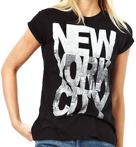 New York City Women's T-Shirt