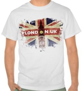 London UK T-Shirt