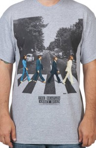 Abby Road Beatles T-Shirt