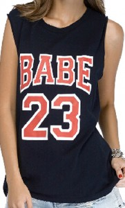 Babe And 23 T-Shirt