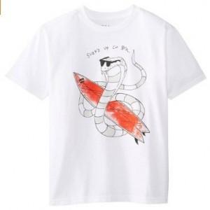 Billabong Surfs Up Co Bra T-Shirt