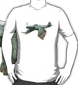 Its A Bird Its A Plane T-Shirt