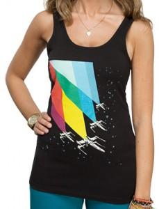 Chroma Wars Women's T-Shirt