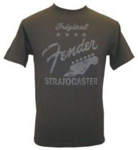 Fender Original Stratocaster T-Shirt