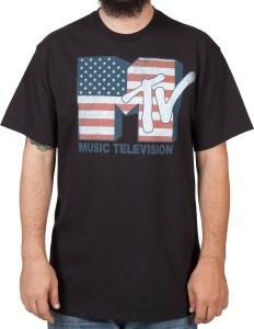 MTV American Logo T-Shirt