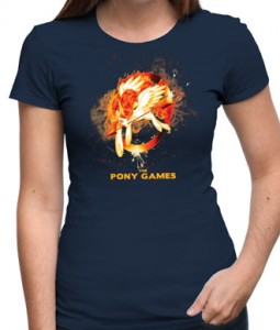 Hungry Pony Games T-Shirt