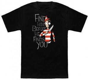 Waldo Finds You T-Shirt