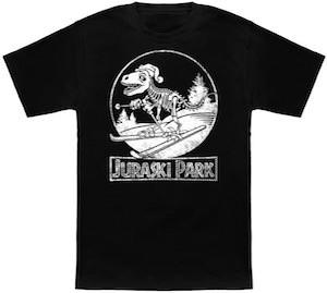 Juraski Park Logo T-Shirt