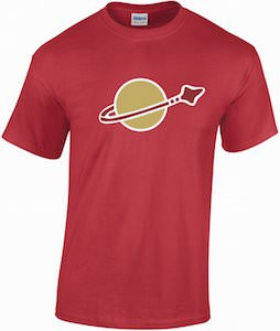LEGO Spaceman Retro Logo T-Shirt