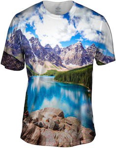 Banff National Park Moraine Lake T-Shirt