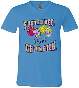Easter Egg Hunting Champion T-Shirt