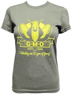GMO Tyranny Anniversary T-Shirt