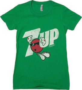 Women's Cool 7UP T-Shirt