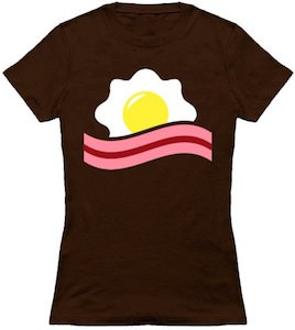Breakfast Sunrise T-Shirt