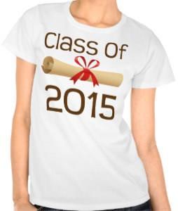 Class of 2015 Graduation Women's T-Shirt