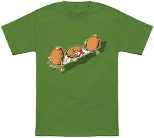 Fast Food Bite Victim T-Shirt