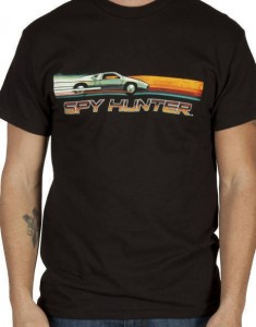 Spy Hunter Classic Arcade T-Shirt
