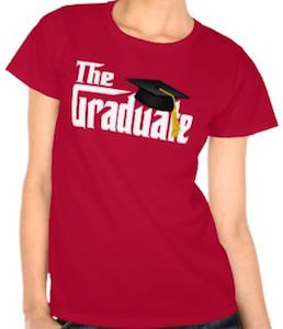 Special The Graduate t-shirt